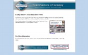 Toastmasters of Greeley